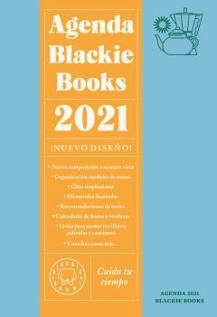2021 AGENDA BLACKIE BOOKS