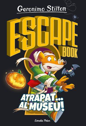 ESCAPE BOOK: ATRAPAT... AL MUSEU!