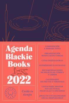 AGENDA BLACKIE BOOKS 2022