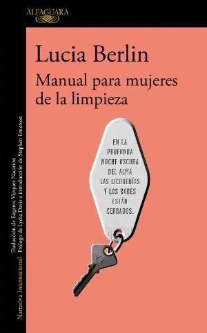 MANUAL PARA MUJERES DE LA LIMPIEZA