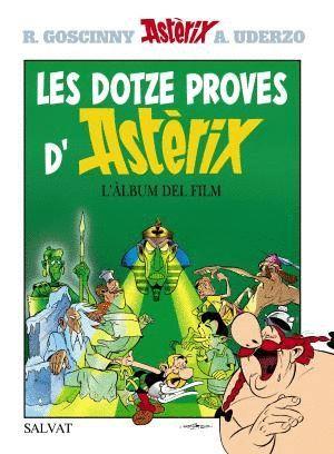 LES DOTZE PROVES D'ASTÈRIX
