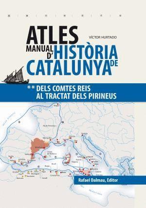ATLES MANUAL D'HISTÒRIA DE CATALUNYA II