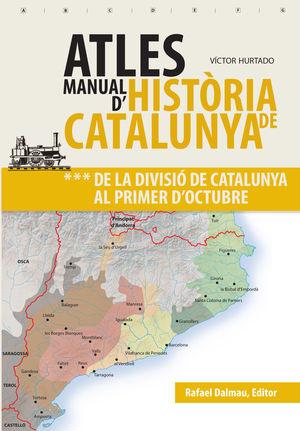 ATLES MANUAL D'HISTÒRIA DE CATALUNYA III