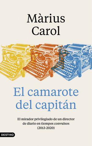 EL CAMAROTE DEL CAPITÁN