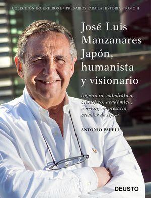 JOSÉ LUIS MANZANARES JAPÓN, HUMANISTA Y VISIONARIO