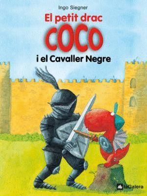 EL PETIT DRAC COCO I EL CAVALLER NEGRE