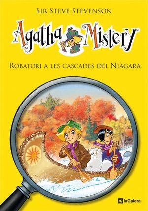ROBATORI A LES CASCADES DEL NIÀGARA