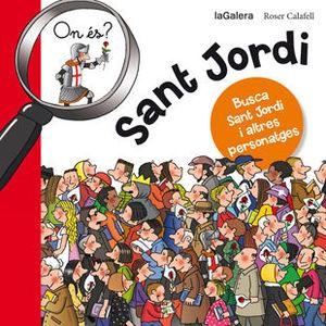 ON ÉS SANT JORDI?