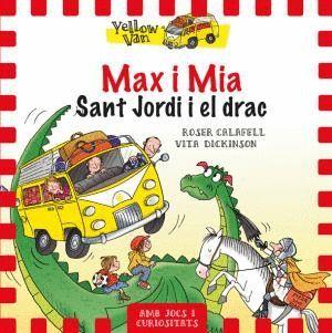 MAX I MIA, SANT JORDI I EL DRAC