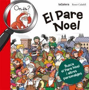ON ÉS? EL PARE NOEL