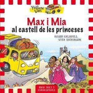 MAX I MIA AL CASTELL DE LES PRINCESES