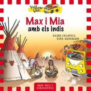 MAX I MIA AMB ELS INDIS