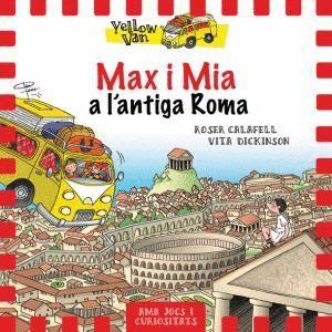 MAX I MIA A L'ANTIGA ROMA