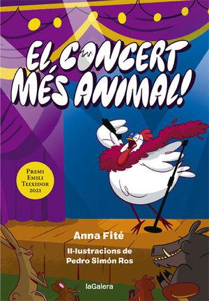 EL CONCERT MÉS ANIMAL