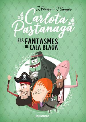 ELS FANTASMES DE CALA BLAUA