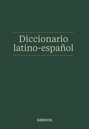 DICCIONARIO LATINO-ESPAÑOL