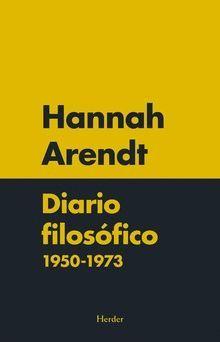 DIARIO FILOSÓFICO (1950-1973)