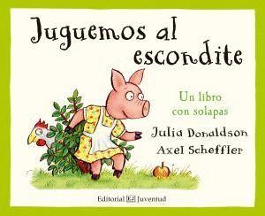 JUGUEMOS AL ESCONDITE