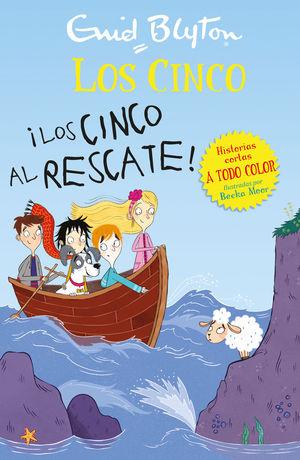 ¡LOS CINCO AL RESCATE!