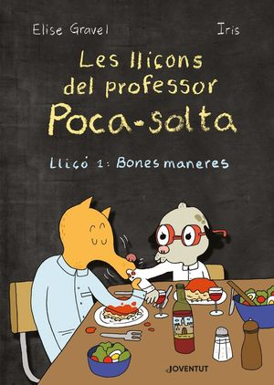 LES LLIÇONS DEL PROFESSOR POCA SOLTA
