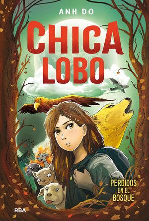 CHICA LOBO 1 PERDIDOS EN EL BOSQUE