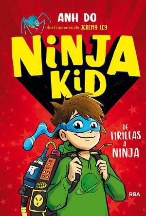 NINJA KID 1 DE TIRILLAS A NINJA
