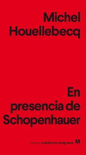 EN PRESENCIA DE SCHOPENHAUER