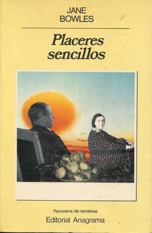 PLACERES SENCILLOS