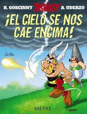 ¡EL CIELO SE NOS CAE ENCIMA!