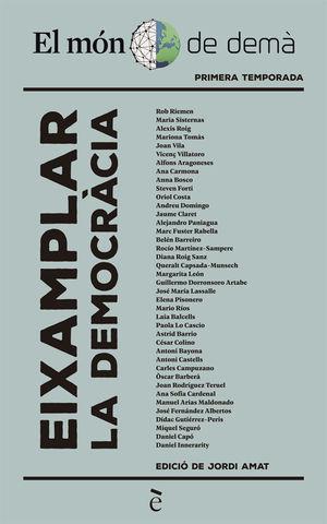 EIXAMPLAR LA DEMOCRÀCIA
