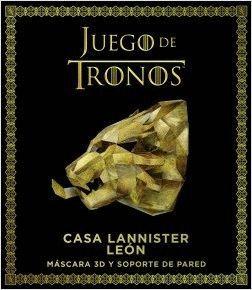 JUEGO DE TRONOS CASA LANNISTER: LEÓN