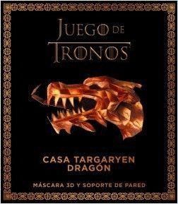 JUEGO DE TRONOS CASA TARGARYEN: DRAGÓN