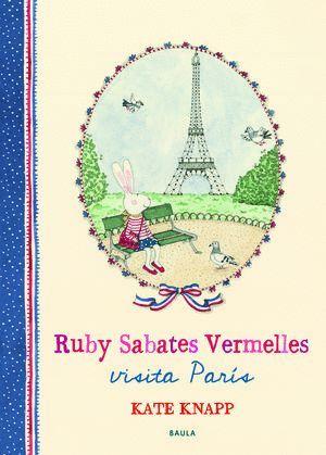 RUBY SABATES VERMELLES VISITA PARIS