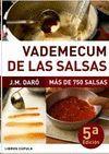 VADEMECUM DE LAS SALSAS