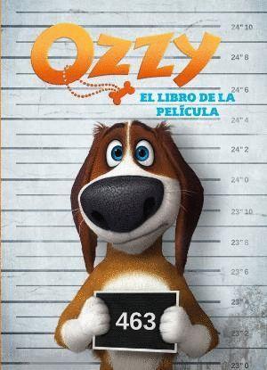 OZZY, EL LIBRO DE LA PELÍCULA