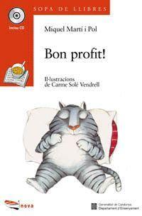 BON PROFIT!; PER MOLTS ANYS!