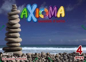 QUADERN D'ESTIU AXIOMA 4 ANYS