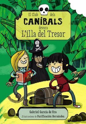 EL CLUB DELS CANÍBALS DEVORA L'ILLA DEL TRESOR