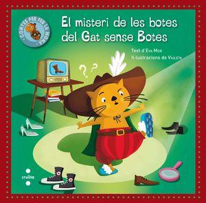 EL MISTERI DE LES BOTES DEL GAT SENSE BOTES
