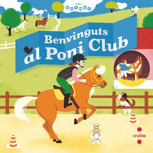 BENVINGUTS AL PONI CLUB