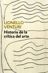 HISTORIA DE LA CRÍTICA DE ARTE