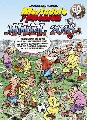 MUNDIAL 2018 (CASTELLANO)