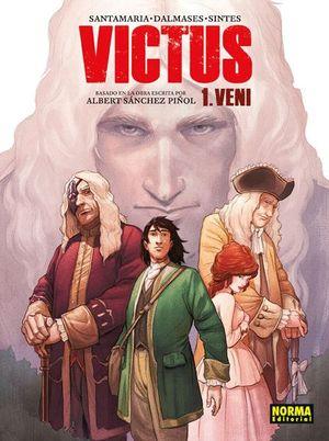 VICTUS CÒMIC 1 CAST