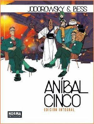 ANIBAL CINCO