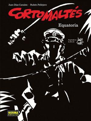 CORTO MALTÉS. EQUATORIA