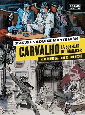CARVALHO 2 LA SOLEDAD DEL MÁNAGER