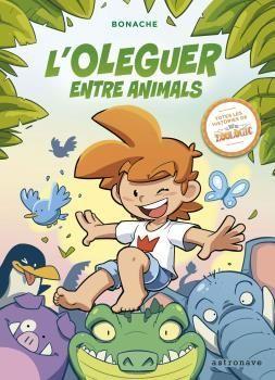 L'OLEGUER ENTRE ANIMALS