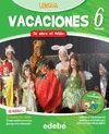 VACACIONES LENGUA 6 (CUADERNO +  PERIÓDICO DEL VERANO + CD)