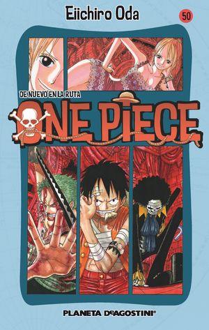 ONE PIECE 50