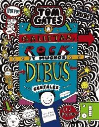 GALLETAS, ROCK Y MUCHOS DIBUS GENIALES